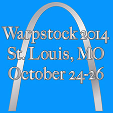 Supporting Warpstock 2014, St. Louis